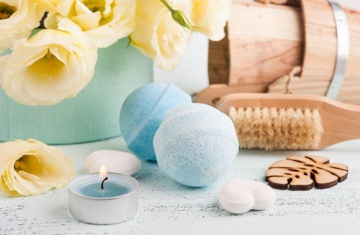 Recipes for DIY Bath Bombs Without Citric Acid