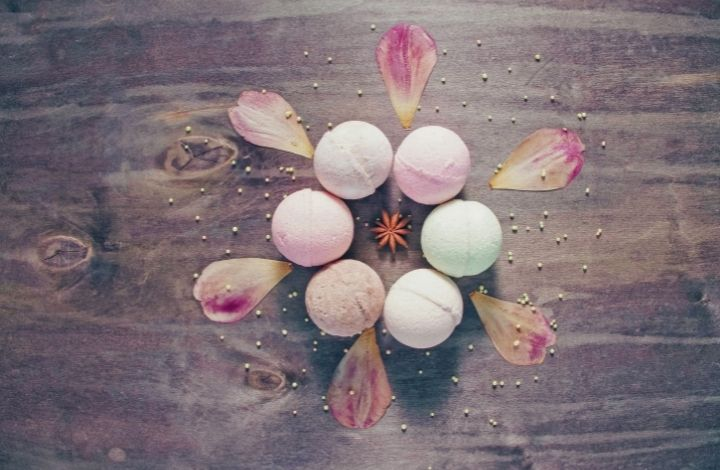 bath bombs without citric acid